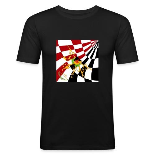 Spilla Flag - Maglietta aderente da uomo