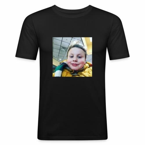 11E24CC7 AE1E 4C0F 9538 23B748128C60 - Mannen slim fit T-shirt