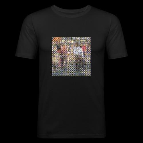 NewYork_GroundZero.jpg - Männer Slim Fit T-Shirt