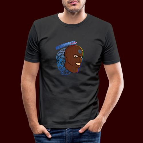 HeadRippers - Herre Slim Fit T-Shirt