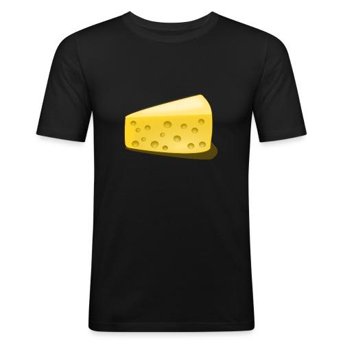 Kaas - Mannen slim fit T-shirt