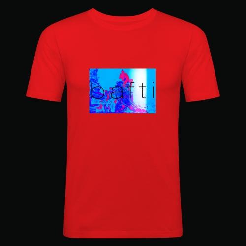 bafti lsd tee - Herre Slim Fit T-Shirt