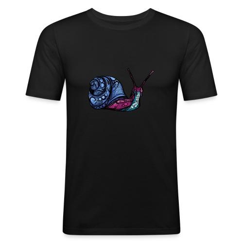 Snegle - Slim Fit T-skjorte for menn