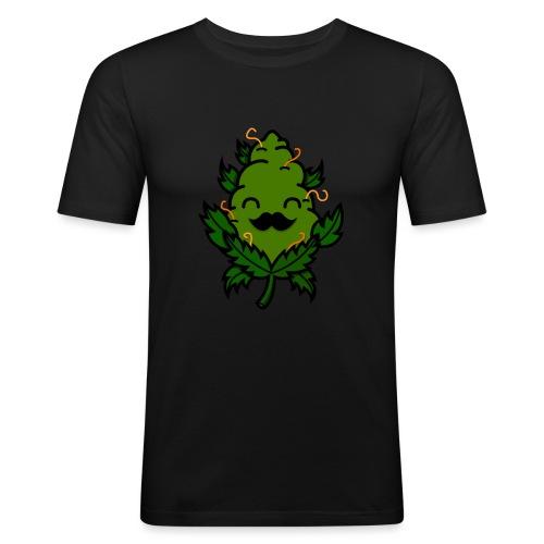 Mr. Weed Nug - Camiseta ajustada hombre