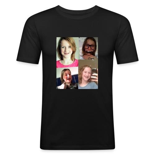 ANNE - Mannen slim fit T-shirt