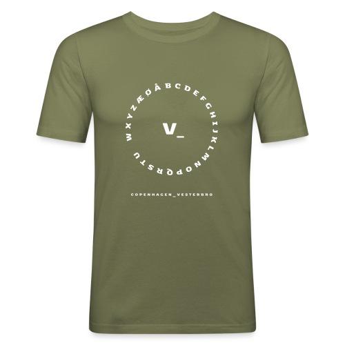 Vesterbro - Herre Slim Fit T-Shirt