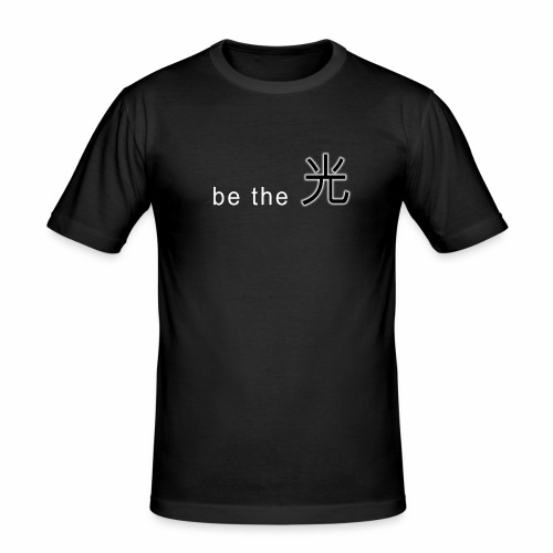 bethelight png - Männer Slim Fit T-Shirt