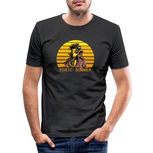 Toxic Summer - Camiseta ajustada hombre
