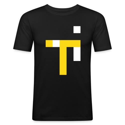 TT_LOGO_9 - Men's Slim Fit T-Shirt