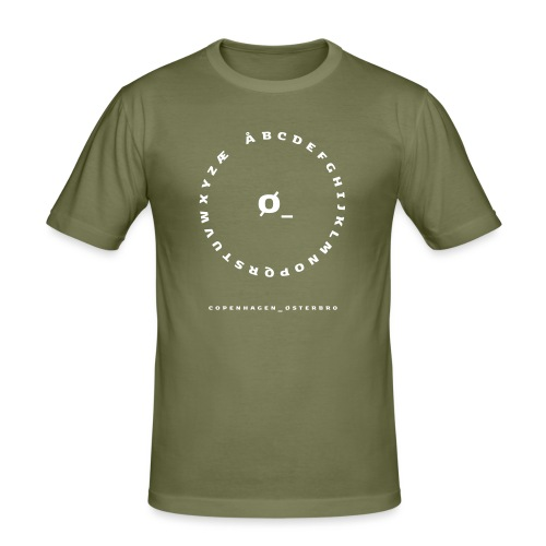 Østerbro - Herre Slim Fit T-Shirt
