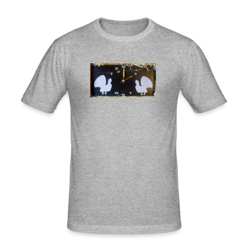 Metsot - Miesten tyköistuva t-paita