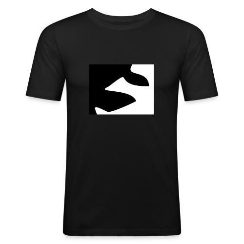 Artwork_1-png - Men's Slim Fit T-Shirt