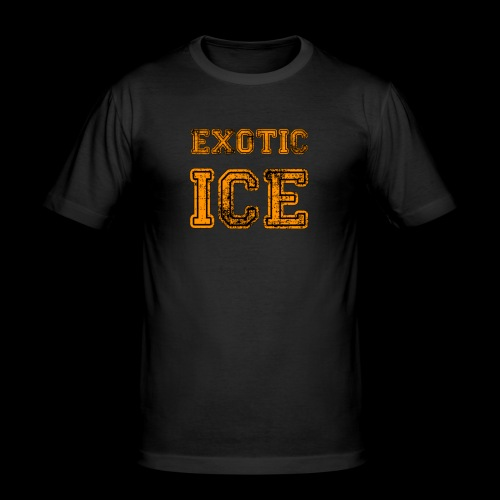 EXOTIC ICE - Herre Slim Fit T-Shirt