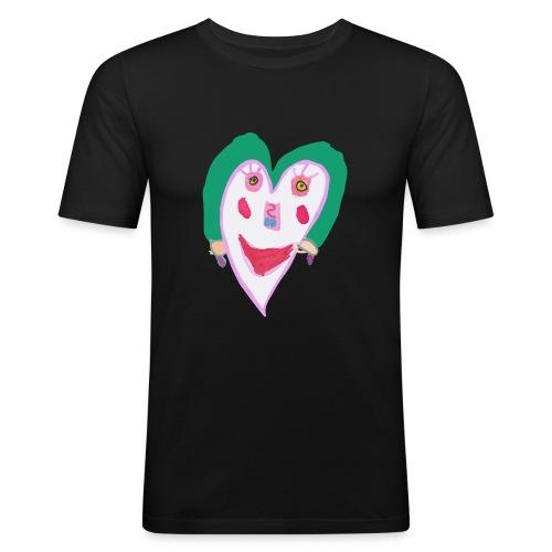 Carazon - Camiseta ajustada hombre