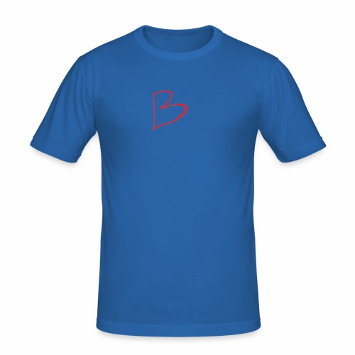 limited edition B - Men's Slim Fit T-Shirt