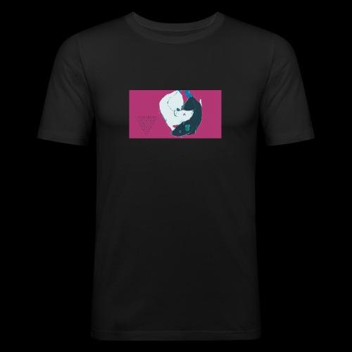 ABRAKADABRA by Wicca Cult - Männer Slim Fit T-Shirt