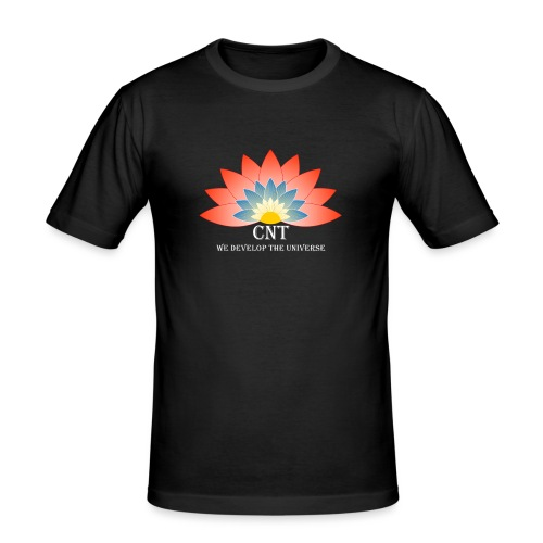 Support Renewable Energy with CNT to live green! - Men's Slim Fit T-Shirt