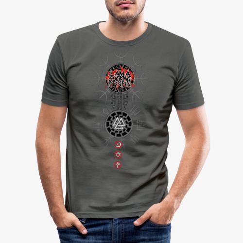 Pagan - T-shirt près du corps Homme