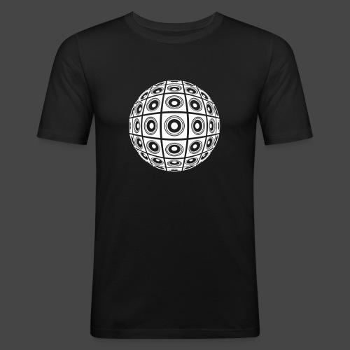 balle sonore - T-shirt près du corps Homme