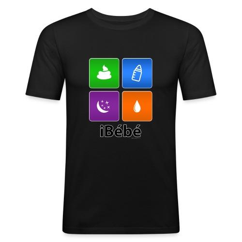 iBébé - T-shirt près du corps Homme