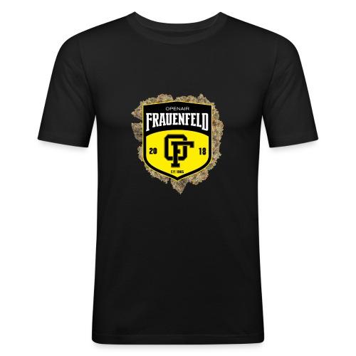 Openair 2018 - Männer Slim Fit T-Shirt