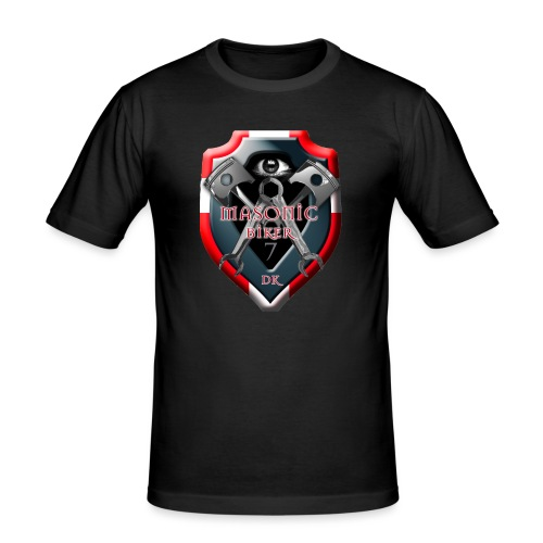 MBDK - Herre Slim Fit T-Shirt