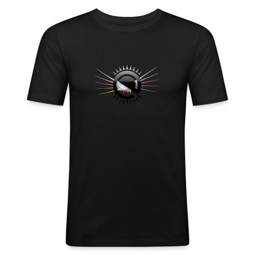 log efr - T-shirt près du corps Homme