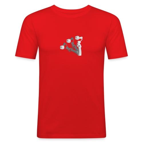 VivoDigitale t-shirt - DJI OSMO - Maglietta aderente da uomo