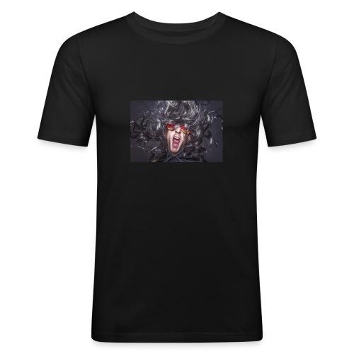 Party - Männer Slim Fit T-Shirt