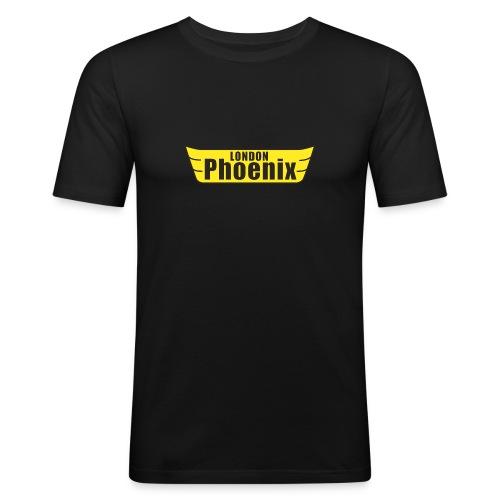 lp logo main gif - Men's Slim Fit T-Shirt