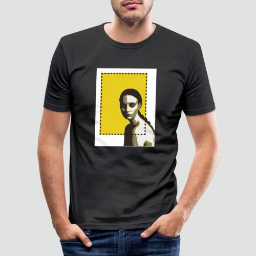 fashion - Männer Slim Fit T-Shirt