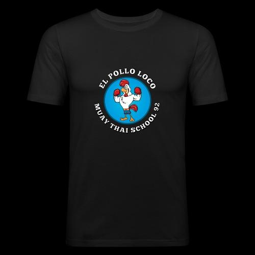 MTS92 EL POLLO LOCO - T-shirt près du corps Homme