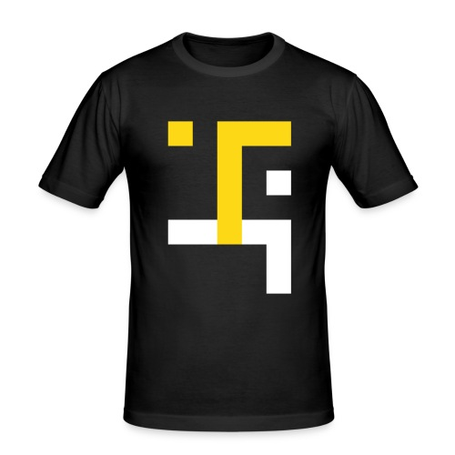 TT_LOGO_4 - Men's Slim Fit T-Shirt