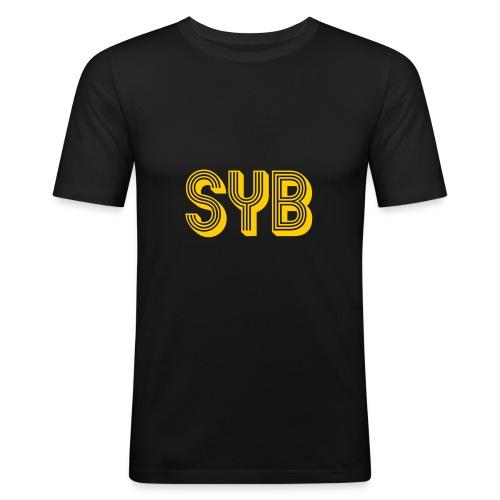 SYB Real Estate - Camiseta ajustada hombre