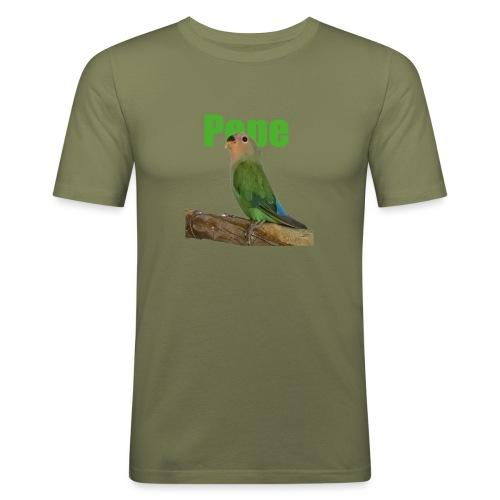 Pepe - Miesten tyköistuva t-paita
