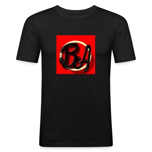 bentings - Slim Fit T-skjorte for menn