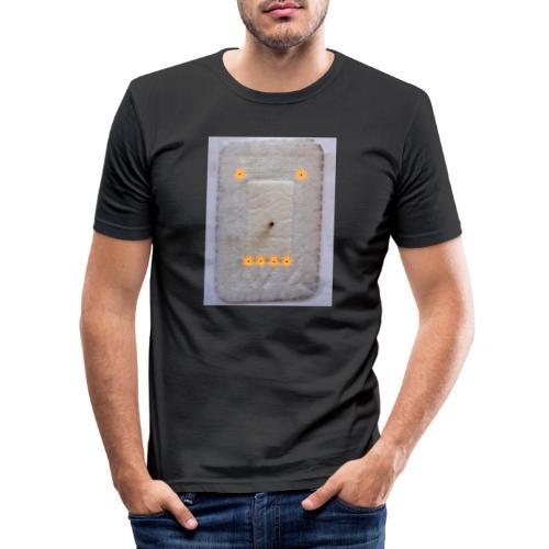 trash - T-shirt près du corps Homme