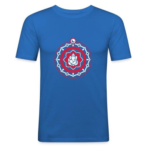 Ganesha mandala - slim fit T-shirt