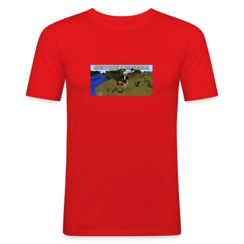minecraft - Men's Slim Fit T-Shirt