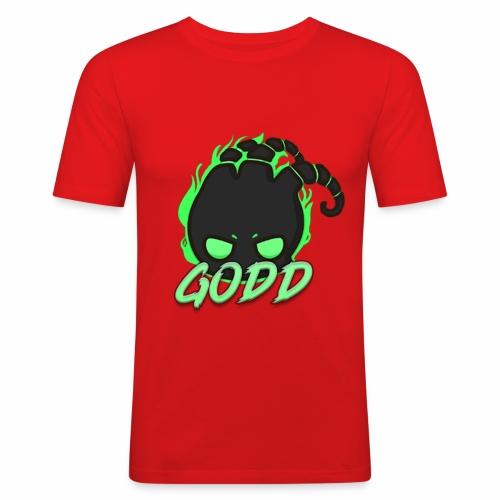 ThreGodd - Men's Slim Fit T-Shirt