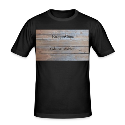 KnapperGutta, Odalens Stolthet! - Men's Slim Fit T-Shirt