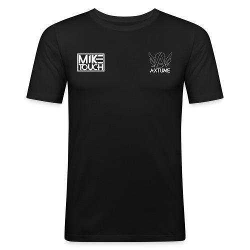 Axtune X Mike Touch - Maglietta aderente da uomo