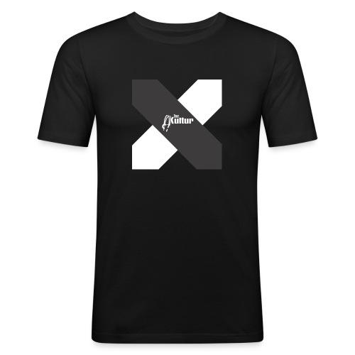 TK CROSS SHIRT png - Männer Slim Fit T-Shirt