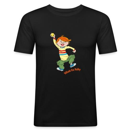 Villads fra Valby - Herre Slim Fit T-Shirt