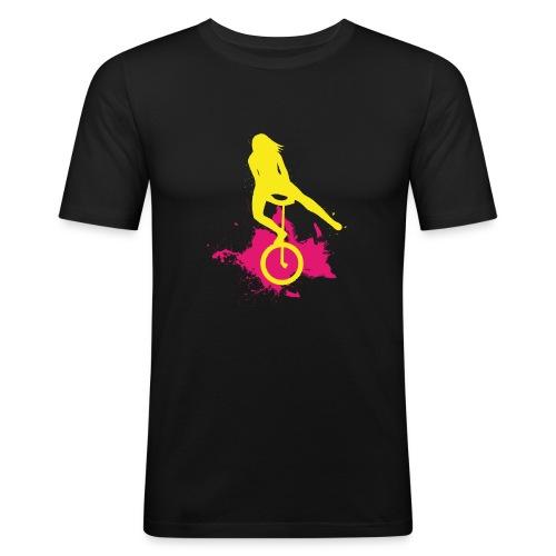 Bildmarke_2015 - Männer Slim Fit T-Shirt