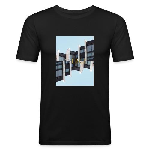 Upside Down Tee - T-shirt près du corps Homme