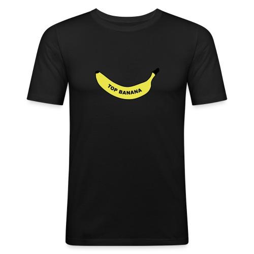top banana - Men's Slim Fit T-Shirt