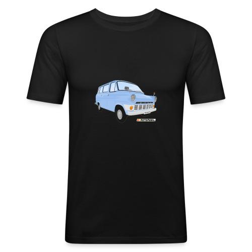 Transit MK1 - Männer Slim Fit T-Shirt