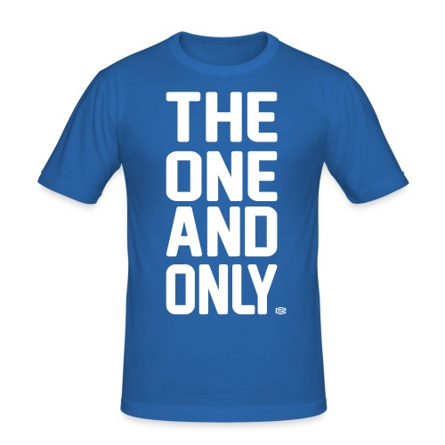 the one and only sc - Slim Fit T-shirt herr