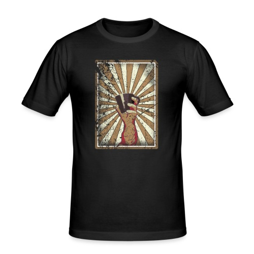 Coffee revolution! - slim fit T-shirt